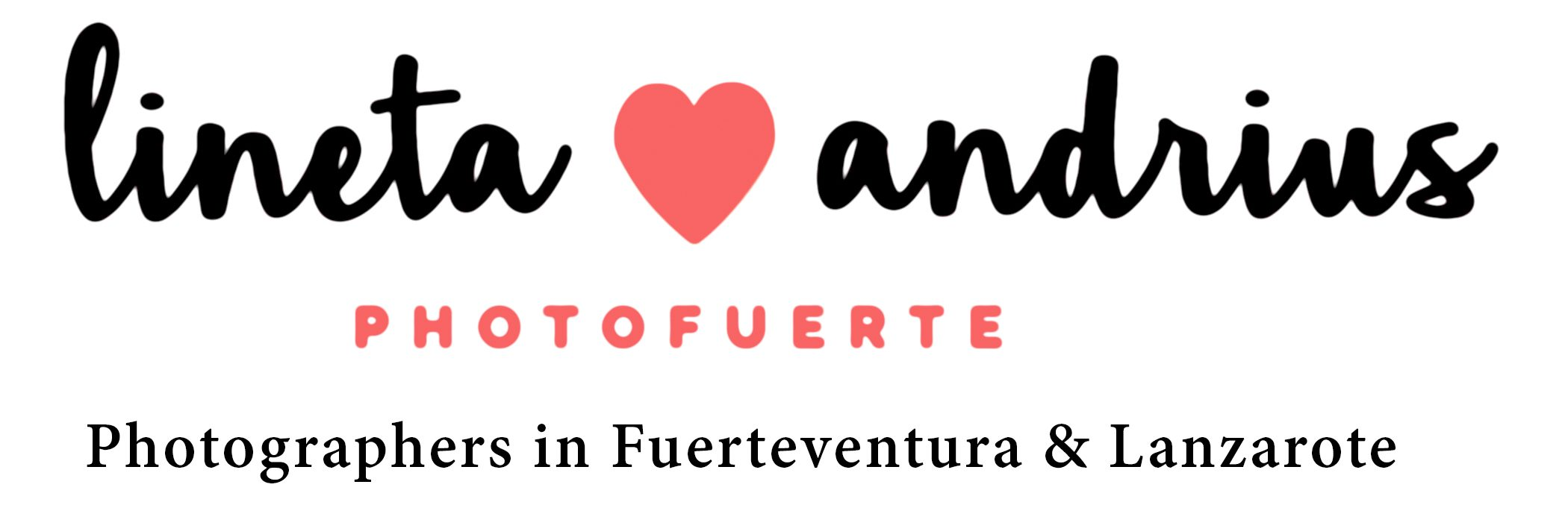 Photographers in Fuerteventura & Lanzarote